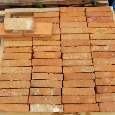22,000 2 and 3/8th Inches Hand Made Reclaimed Bricks