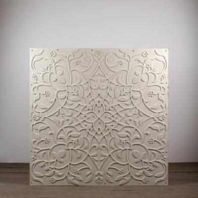 Large Art Nouveau Style Ceiling Tiles