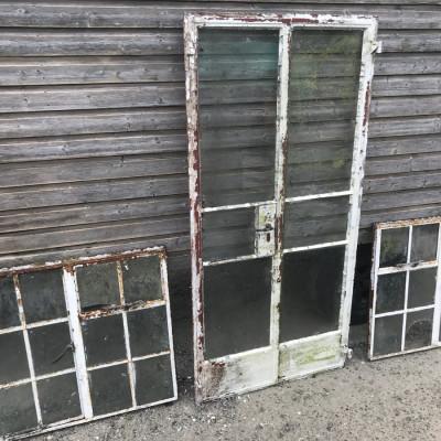 Crittal door and window