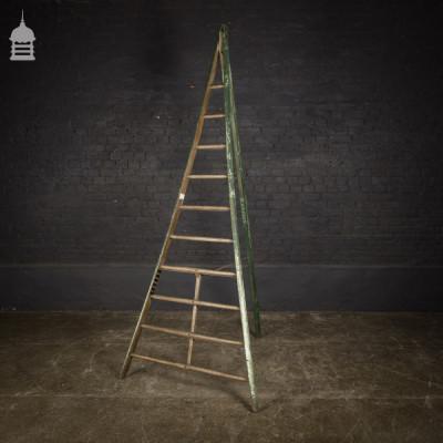 Vintage Fruit Picking Ladder Trestle – Perfect Shop Display