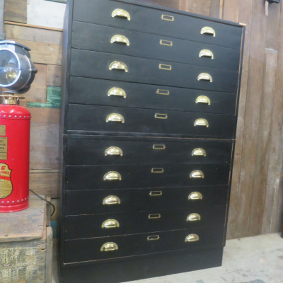 10 drawer chest