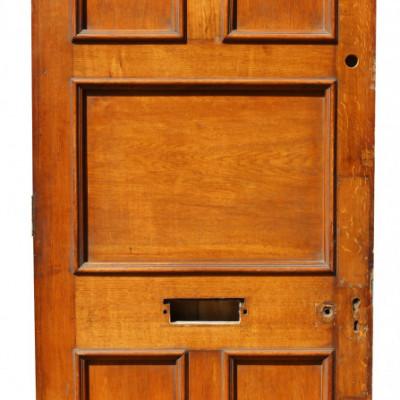 Antique Oak Exterior / Front Door