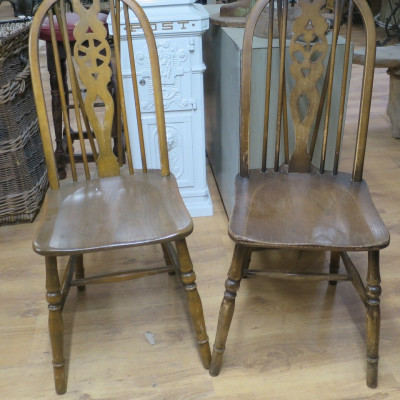 Reclaimed Dining Chairs