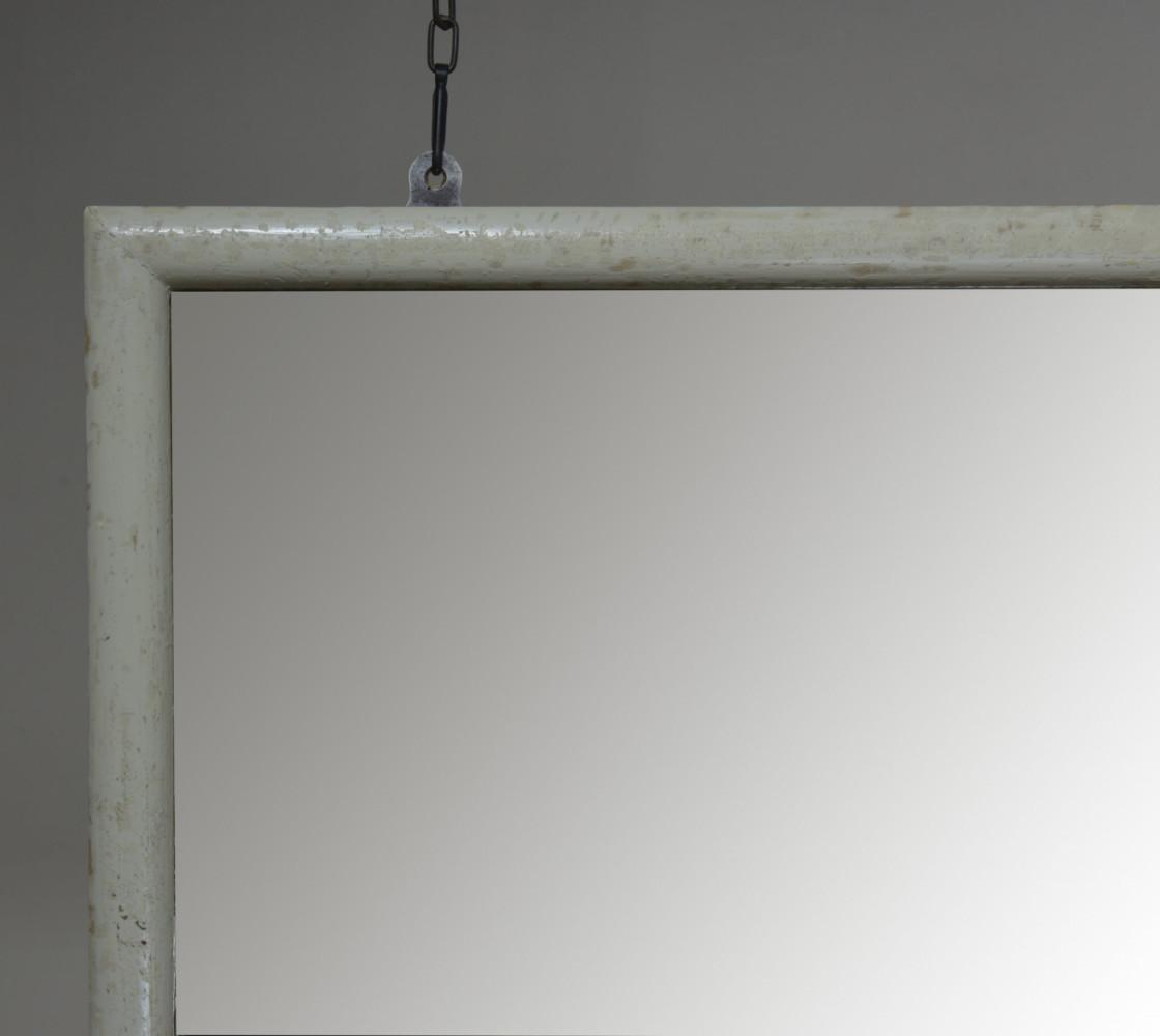 Large Antique Shop / Tailors Mirror
