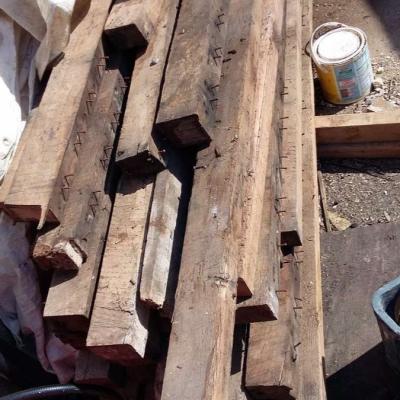 Oak Timbers - 85mm X 60mm Approx.