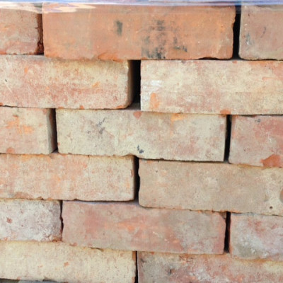 Reclaimed 65mm bricks