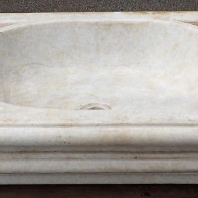 Flornetine marble wash basin