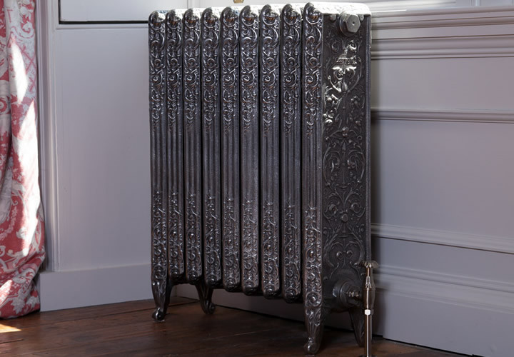 Ornate Cast Iron Radiators