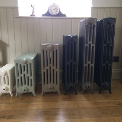 Edwardian Cast Iron Radiators