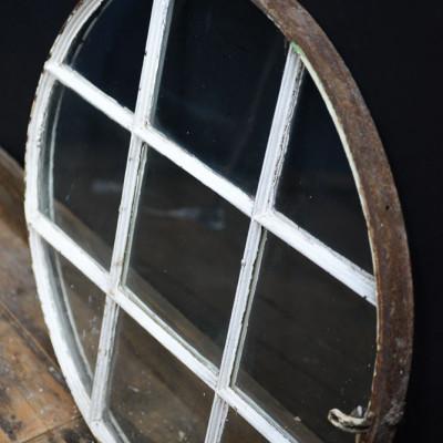Metal Porthole Window
