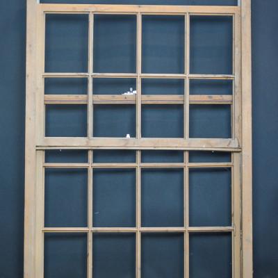 Wooden Large Sash Window