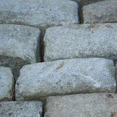 Jumbo Granite Cobblestones