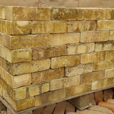 Smeed Dean London Yellow Metric 65mm Bricks