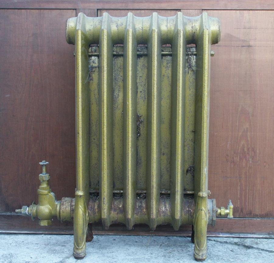 unusual cast iron radiators with decorative stands