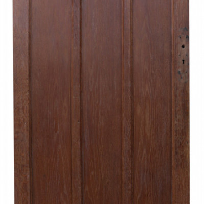 Antique Oak Door Circa 1900