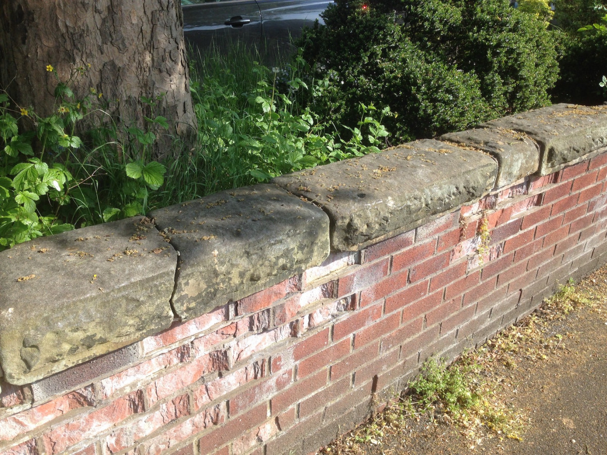 Wanted! Coping Stones