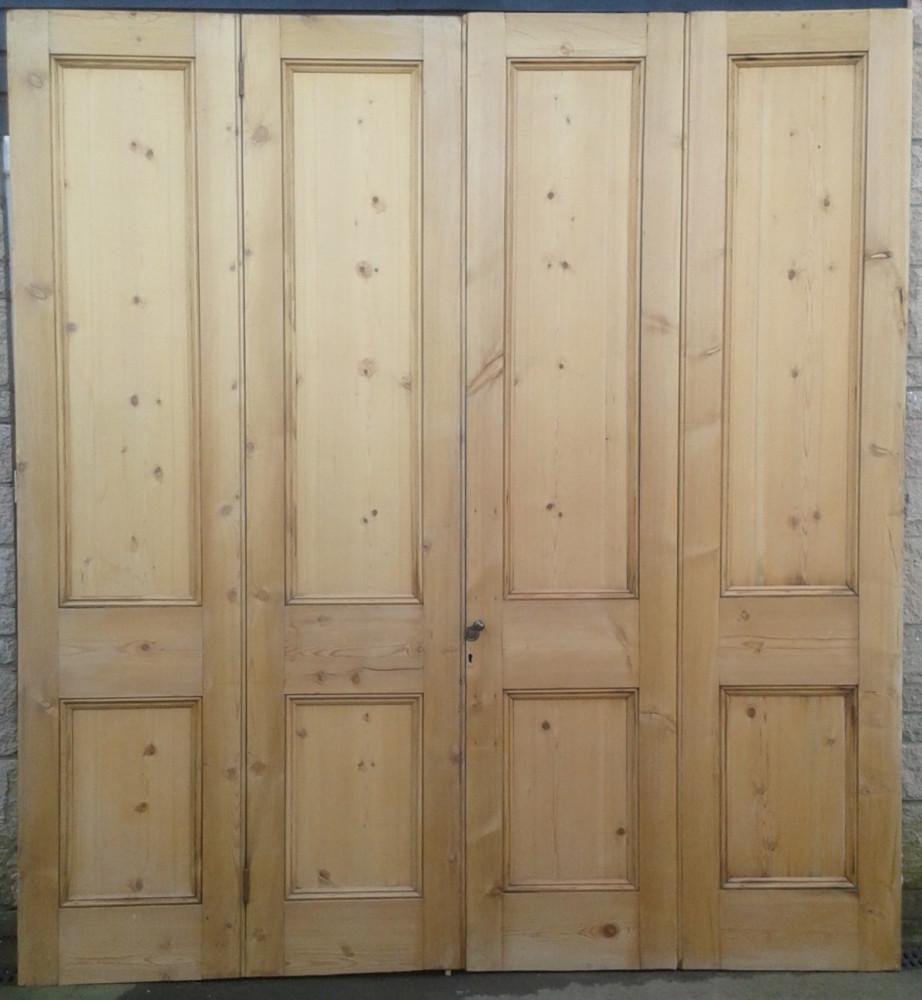 For Sale Victorian bifold doors room dividers SalvoWEB UK