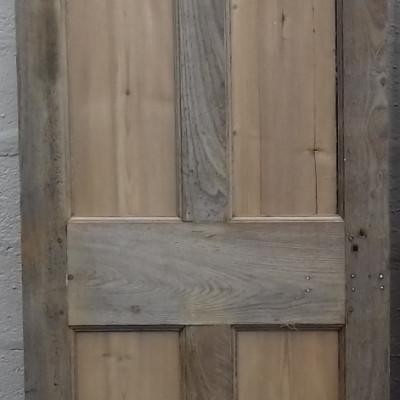 Chestnut & pine 4 panel doors