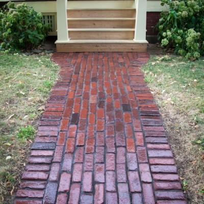 Jamestown Classic Reclaimed Street Brick Pavers