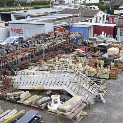 Ben's Tiles & Reclamation auction in Bristol