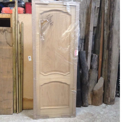 "Louis Oak Veneered Internal Door 30"" x 78"" x 1 3/8"" 762mm x 1981mm x 35mmDoor041"