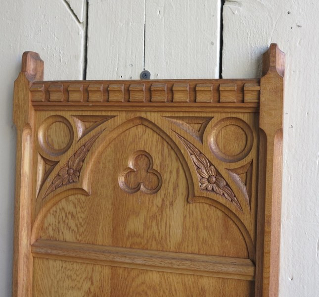 Antique Religious Decorative Wall Mounted Church Hymn Board