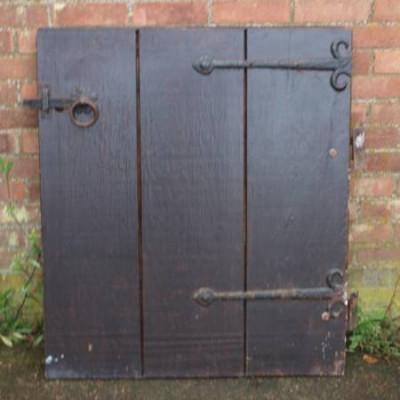 Solid Wood Stable Door