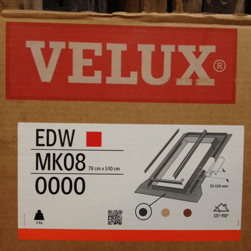 Velux Flashing Kit New Original Tile Roof Application EDW MK08 size 78cm x 140cm