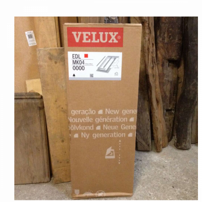 New Rooflight Flashing Kit Velux Flashing Kit New Original Slate Roof App EDL MK04 size 78cm x 98cm