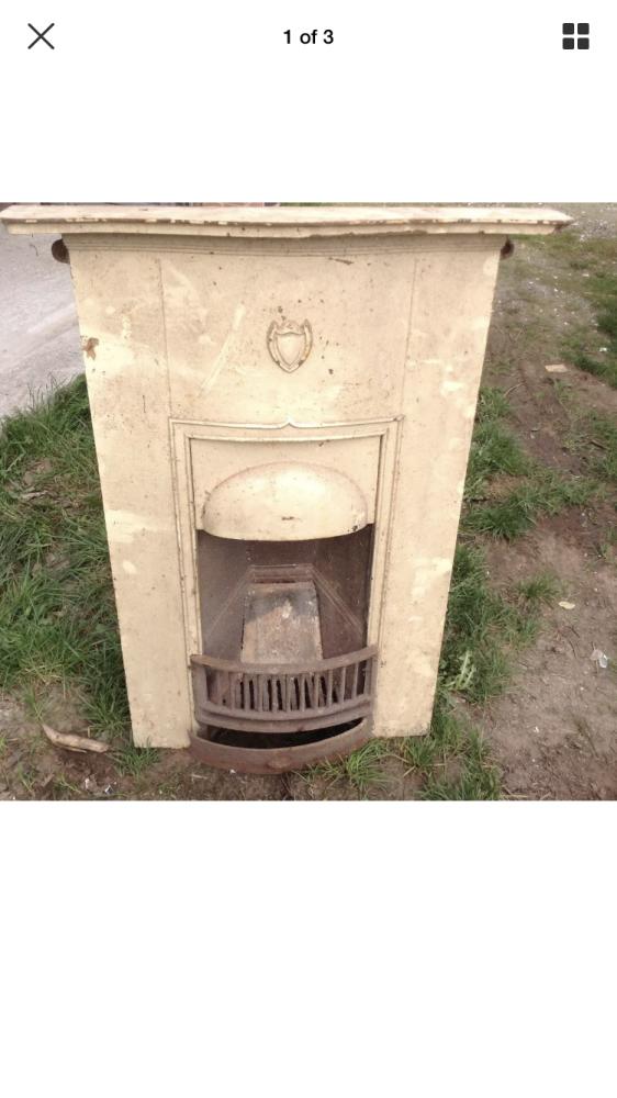 Cast Iron Fireplace Parts