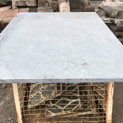 Large Grey Marble Top