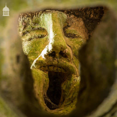 Unusual Terracotta Art Project Sculpture of a Distorted Figure