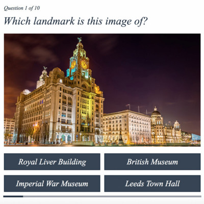 Westland London heritage quiz featured in The Sun