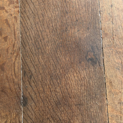 19th century oak floorboards 30 square yards