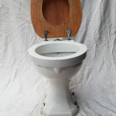 Toilet and Systern - Victorian / Edwardian