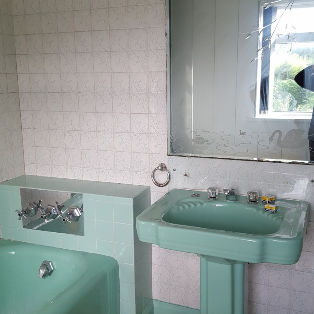 Wanted - Art Deco Bath/Bathroom Suite