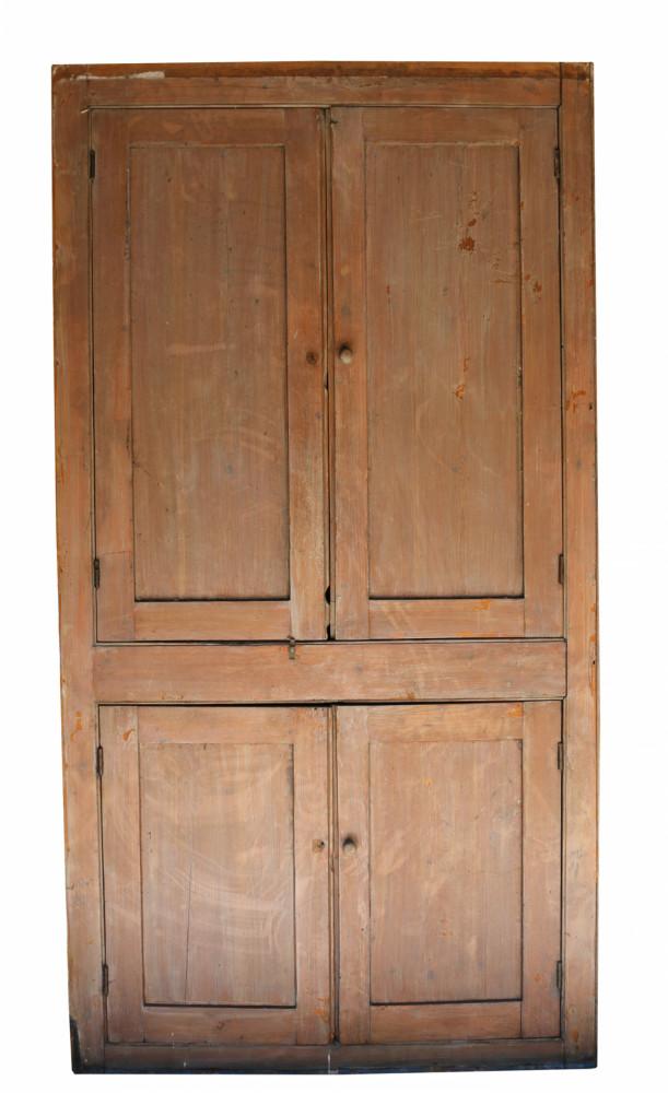 Victorian Cupboard Doors In Frame