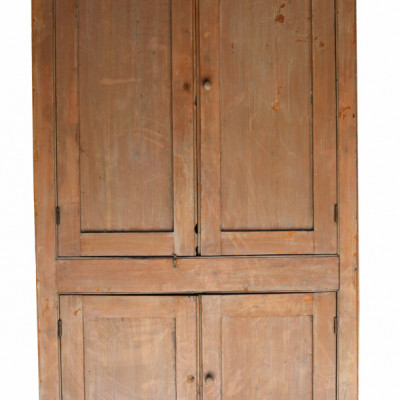 Victorian Cupboard Doors In Frame