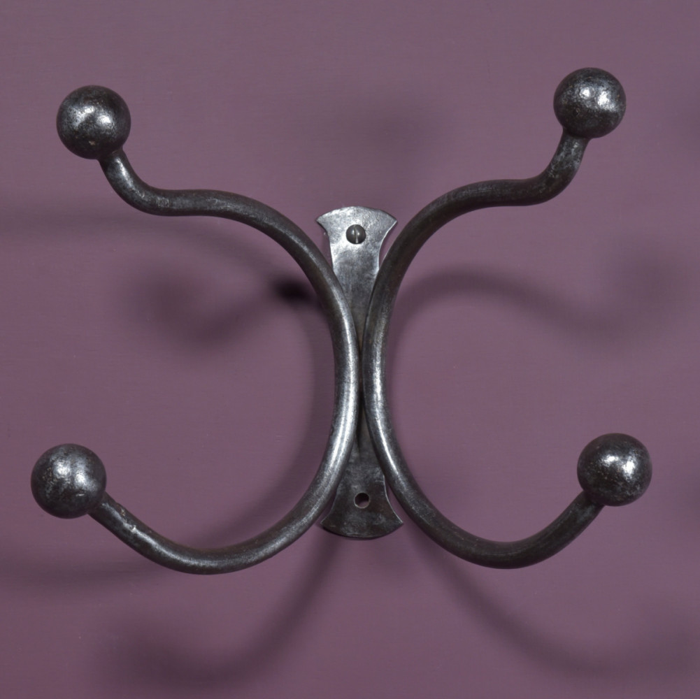 Giant Iron Coat  Hooks