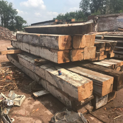 Pitchpine beams 1200 cubic ft+