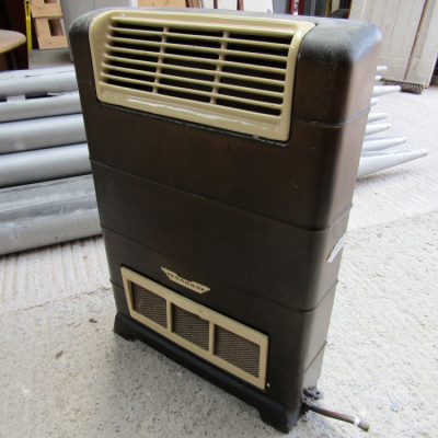 Vintage Retro Heaters. 6 Available