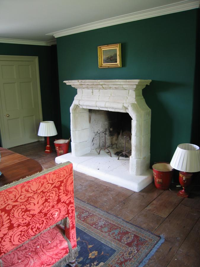 Example Of Fully Restored Chimneypiece