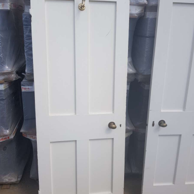Victorian Four Panel Doors - Cheap To Clear