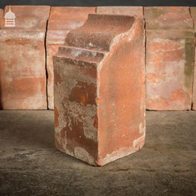 Batch of 200 Reclaimed Header Corbel Red Brick Specials