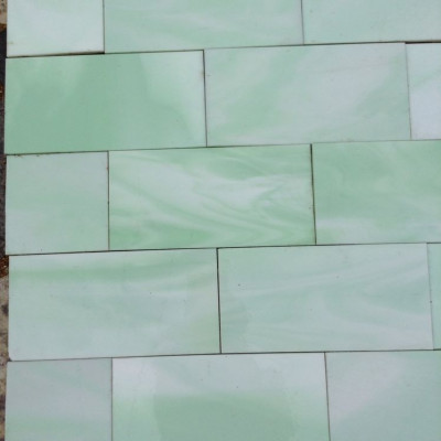 Vitrolite Tiles