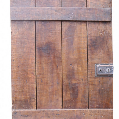 18th Century English Two Panel Door