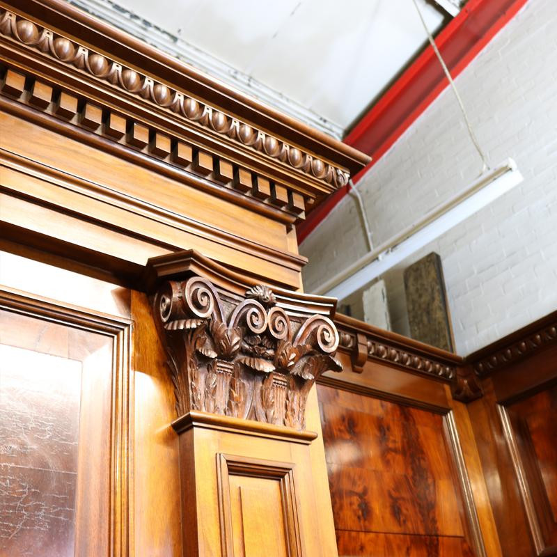 Antique Panelled Room