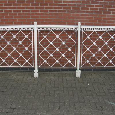 Ornate Balustrade