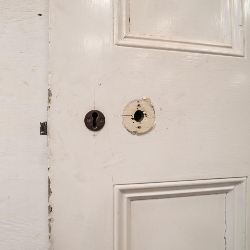 Victorian Four Panel Door - 204cm x 83cm x 5cm
