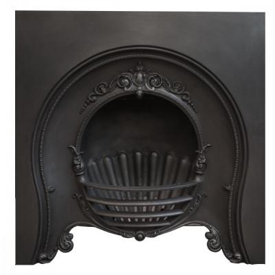 Antique Victorian Cast Iron Horseshoe Insert
